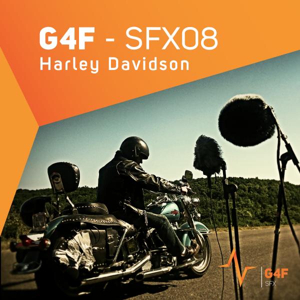 G4F SFX08 Harley Davidson