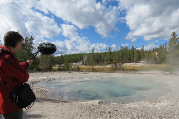 Yellowstone Geysers - Recording1