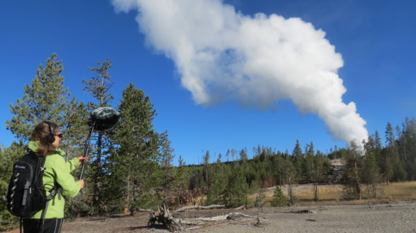 Yellowstone Geysers - Recording2