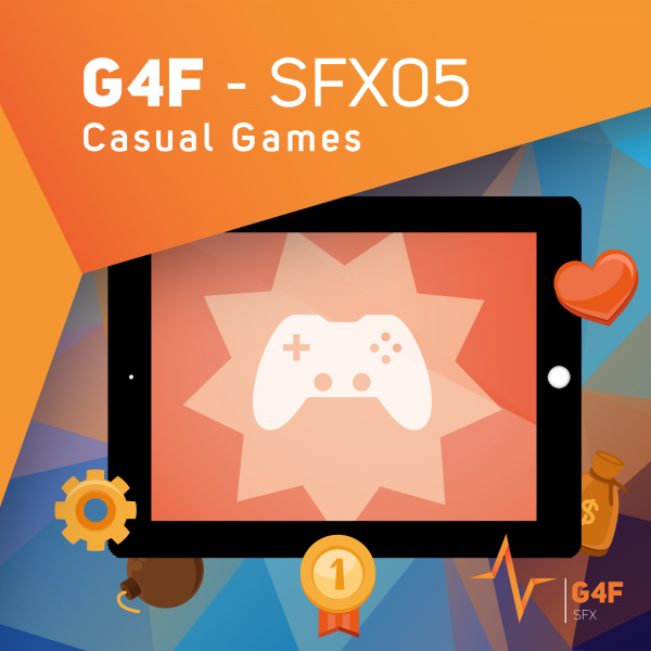 G4F SFX05 - Casual Games
